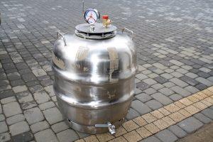 1c. Autoklaw, sterylizacja wosku - Api-inhalacje